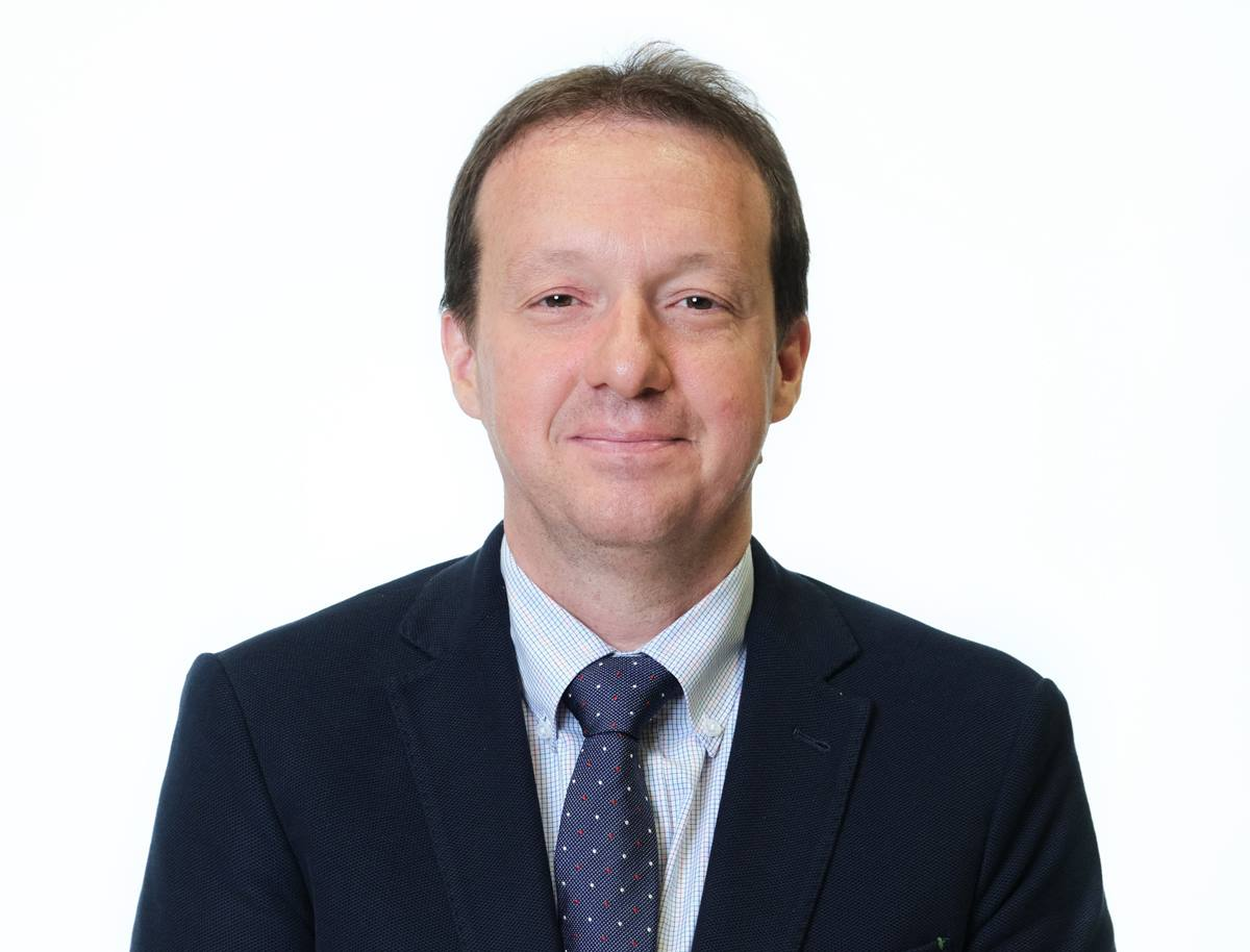 El diputado y portavoz del PP en materia de Sanidad, Miguel Ángel Ponce. Parlamento de Canarias