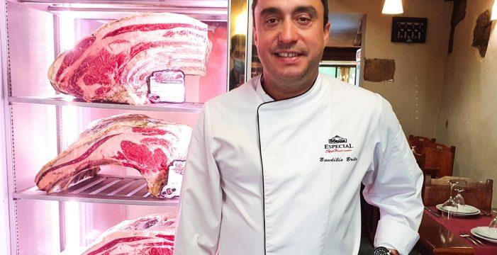 El asador El Esquinazo, finalista en el concurso de parrilla de Gastronomika