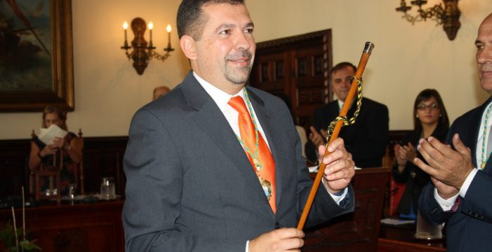 """Guelmes (PP): """"Muy a mi pesar, en el día de hoy he dado por roto el pacto con Coalición"""""""