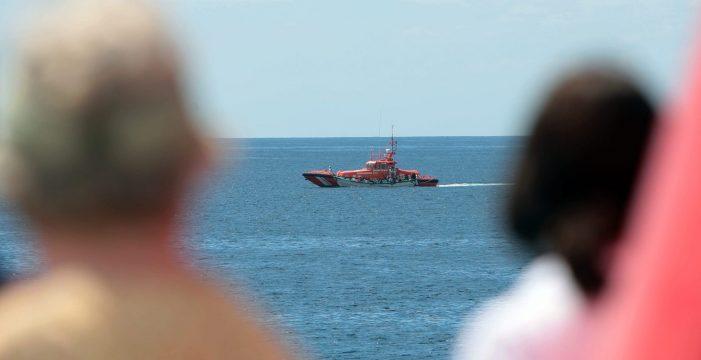 Siete pateras llegaron ayer a Canarias con 120 inmigrantes a bordo