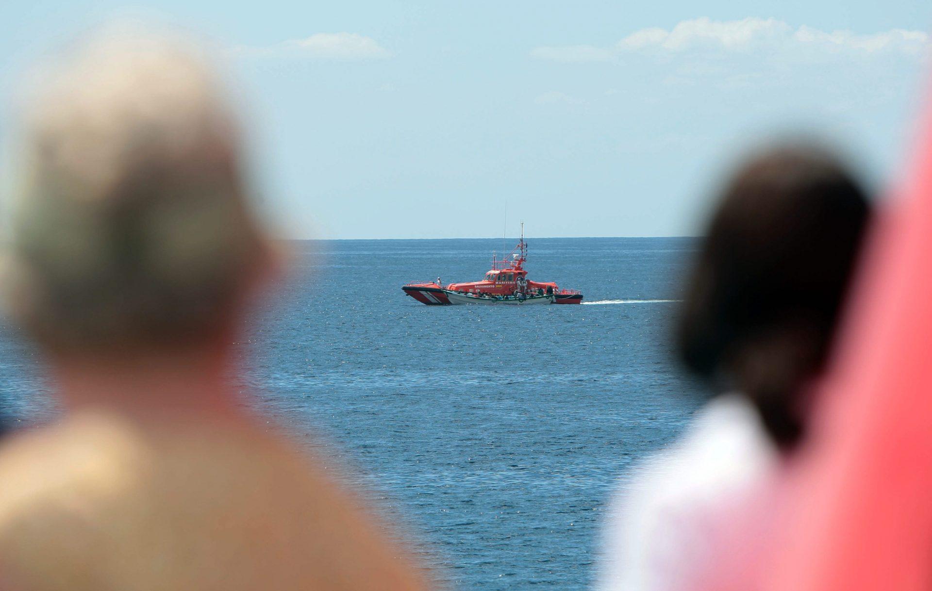 En el mes de septiembre más de 2.200 personas llegaron a las costas canarias por vía marítima, lo que supone un 35% de quienes lo han logrado a lo largo de este año 2020. DA
