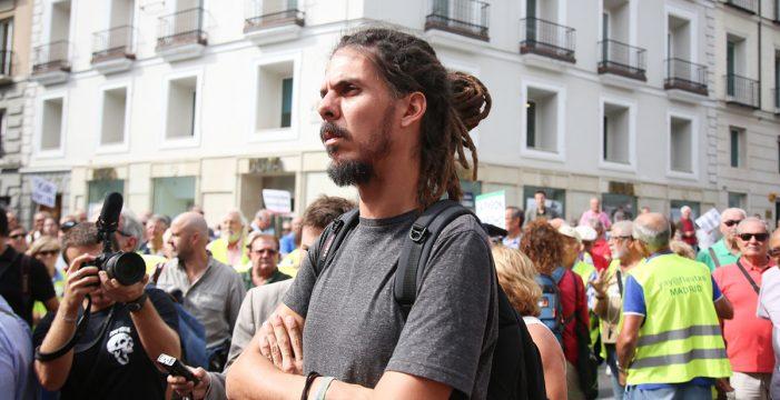 Fiscalía pide 6 meses de cárcel a Alberto Rodríguez por golpear a un policía