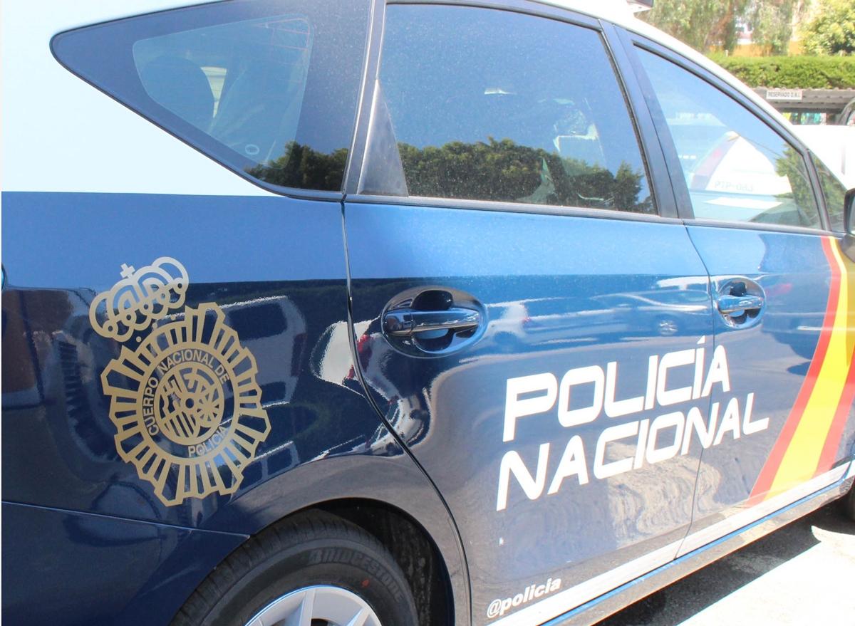 Coche patrulla de la Policía Nacional EUROPA PRESS