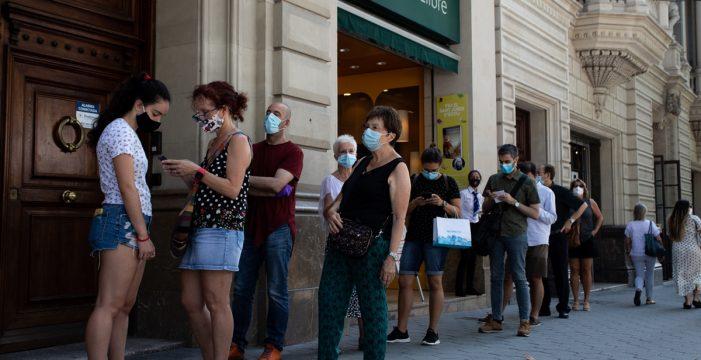 Cataluña, en alerta: pide salir lo imprescindible de casa a sus ciudadanos