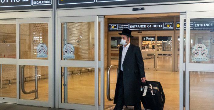 Israel anuncia que su confinamiento podría durar todo un año