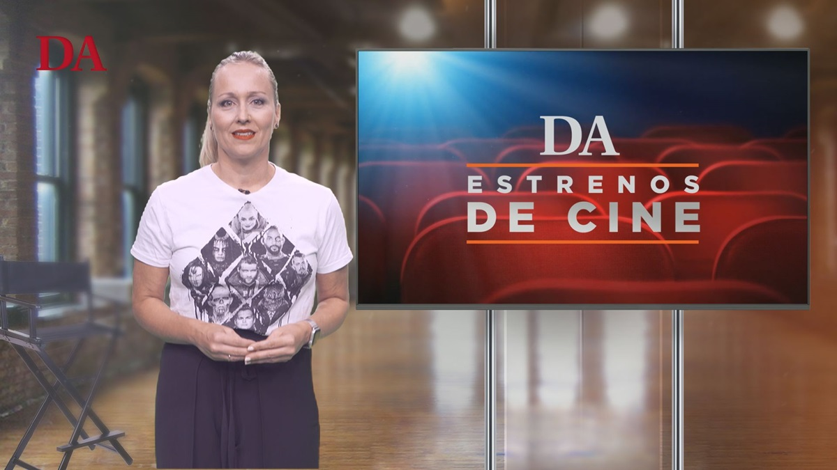 La cartelera de estrenos se mueve al ritmo de Rafaella Carrá