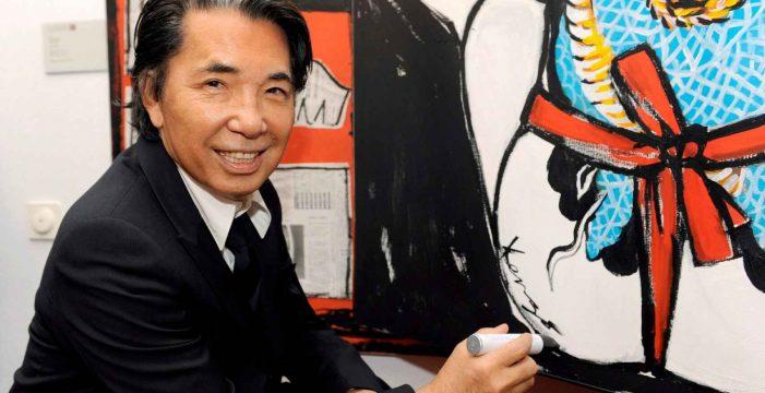 Muere el conocido diseñador japonés Kenzo Takada a causa del coronavirus