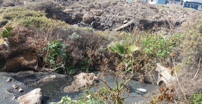 Hubo riesgo para la salud por los vertidos en el Polígono de Valle de Güímar