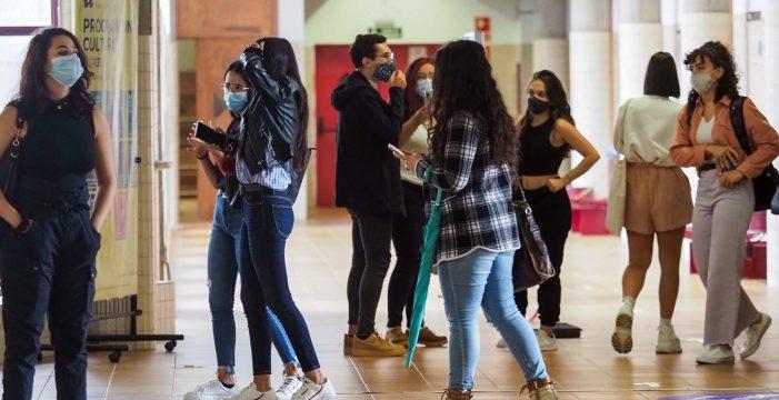 Comienza un atípico curso de presencialidad adaptada para 20.000 universitarios