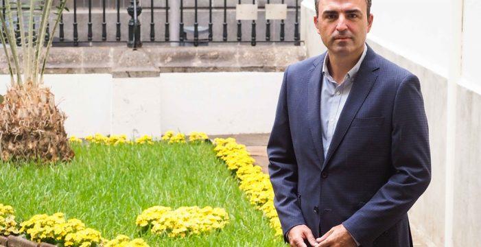 """Manuel Domínguez, presidente del PP de Tenerife: """"Las expectativas de financiación están muy bien si se cumplen"""""""