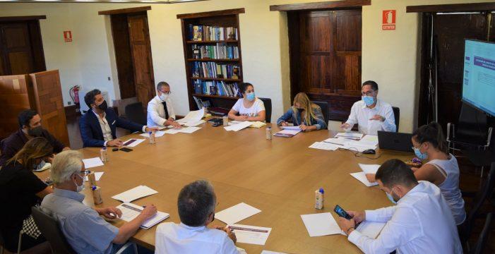 El presupuesto  para 2021 de La Laguna garantiza los servicios públicos pese a la caída de ingresos