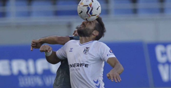 El Tenerife se reencuentra con el camino de la victoria (1-0)
