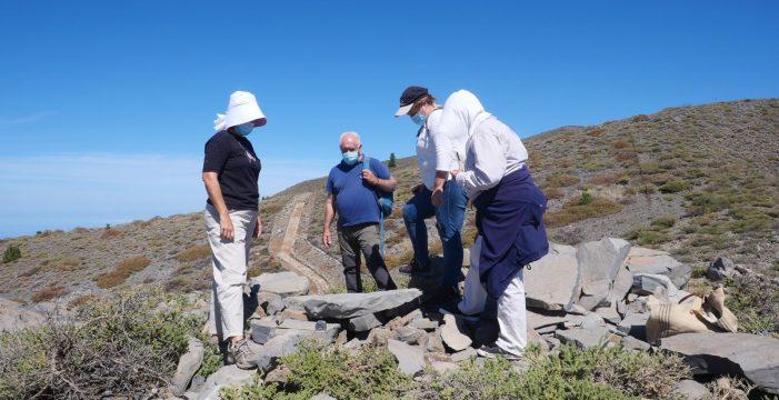 El Cabildo niega que entorpezca la investigación del yacimiento de Pinos Gachos