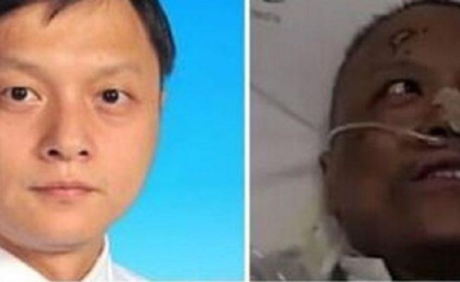 Reaparece el médico que 'se volvió negro' tras estar en coma por Coronavirus