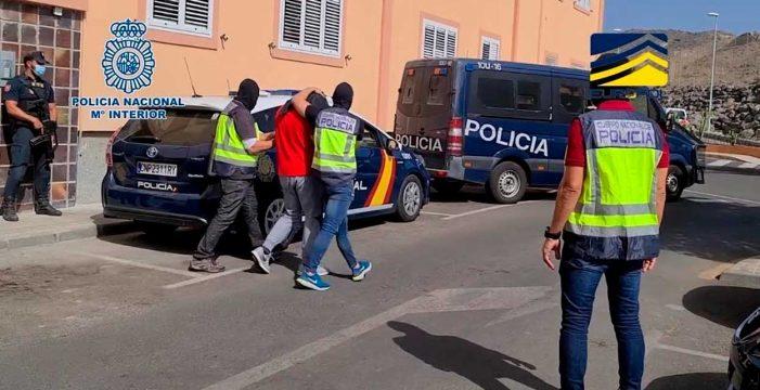 Detenido en Gran Canaria por presunta captación de yihadistas