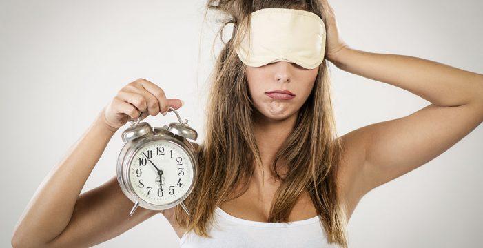 La epidemia del mal sueño