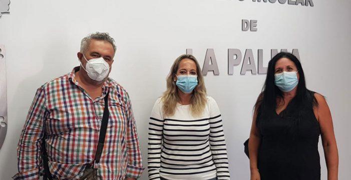 El Cabildo de La Palma atiende las demandas familiares tras el inicio de las clases