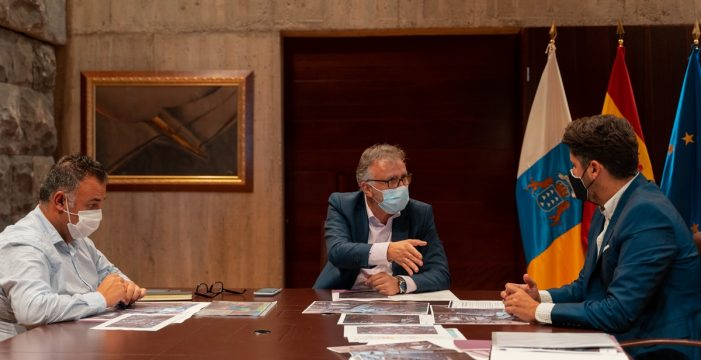 El Gobierno de Canarias incluirá el plan director del nuevo HUC en los presupuestos del año 2021