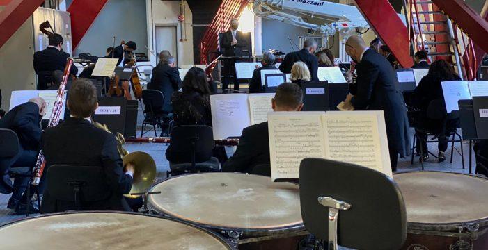Los acordes del genio de Bonn 'acarician' el universo desde las cumbres palmeras