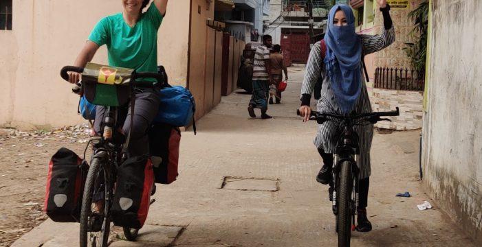 El Festival Periplo recorre este lunes el mundo en bicicleta desde el Puerto de la Cruz