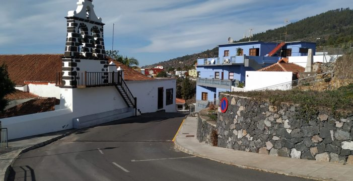 Obras Públicas saca a licitación las mejoras de la vía entre Tijarafe y La Punta