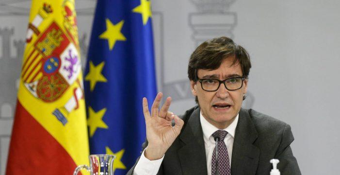 España llega al millón de casos y pone sobre la mesa decretar toques de queda