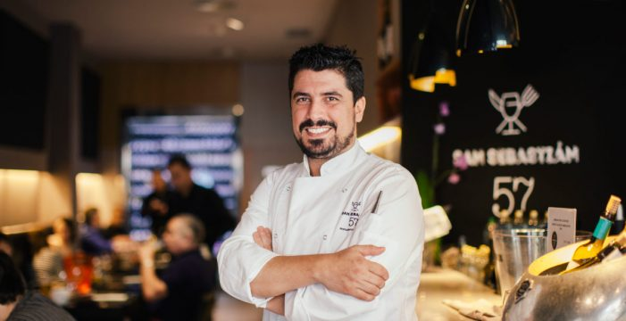La Academia de Gastronomía de Tenerife premia a San Sebastián 57
