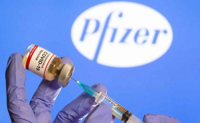 La joven italiana que recibió seis dosis de la vacuna de Pfizer sufre deshidratación profunda