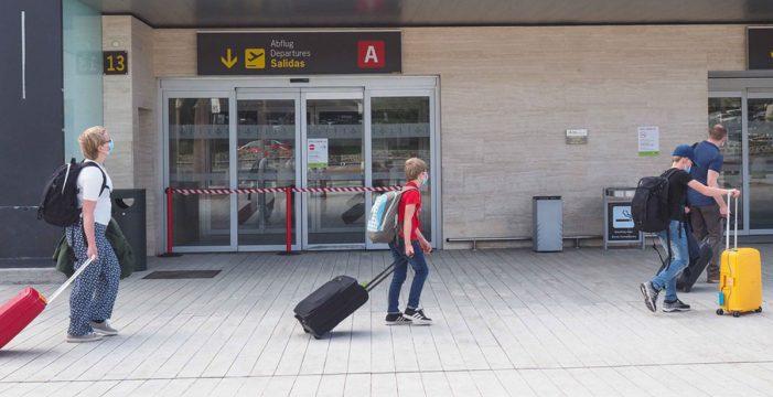 Tenerife apenas recibió 1,8 millones de turistas el año pasado