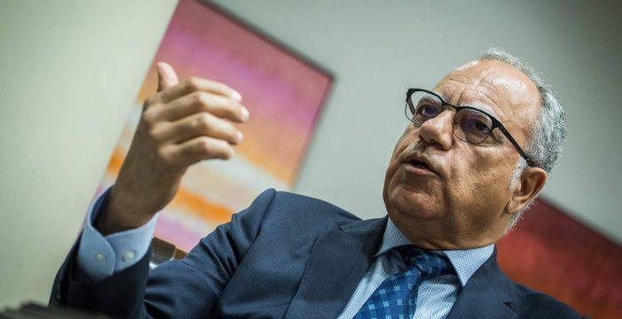 """Casimiro Curbelo, sobre la crisis migratoria: """"O el Estado se pone las pilas o habrá que manifestarse en todas las Islas"""""""