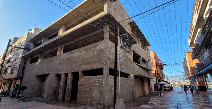 Las Galletas contará, al fin, con su centro cívico para convertirse en referente cultural del núcleo costero