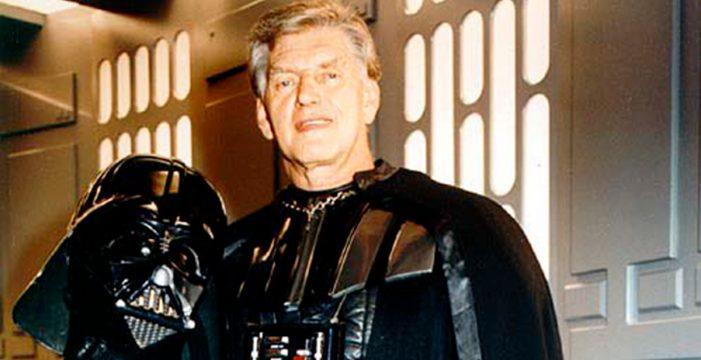 Muere Dave Prowse, el actor tras la máscara de Darth Vader