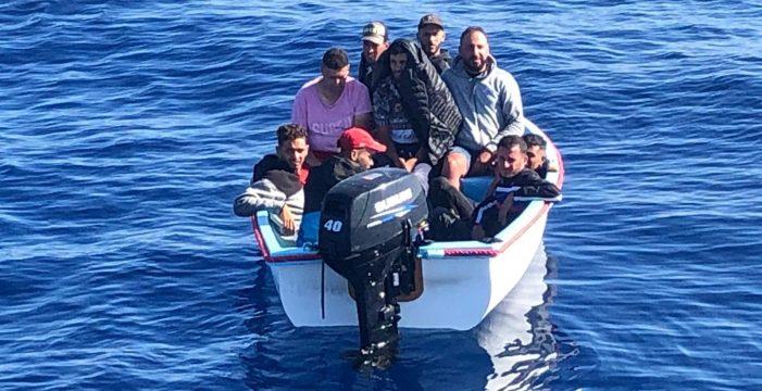 Detenidos 14 patrones de pateras, entre ellas, la de niño que murió en el mar