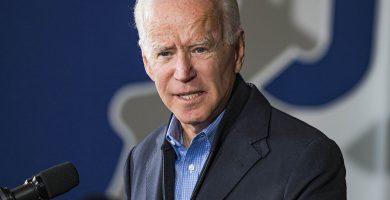 Joe Biden: un presidente de armas tomar