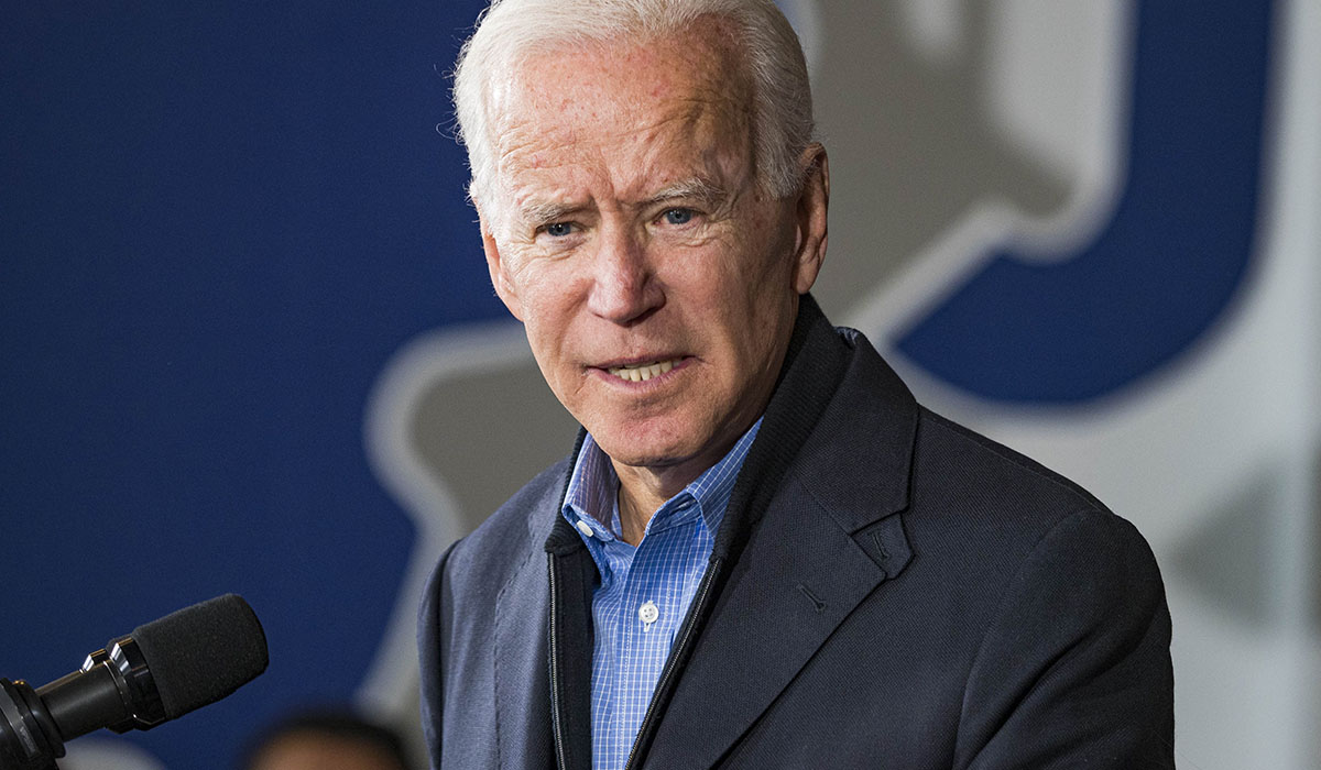 Joe Biden.   EUROPA PRESS
