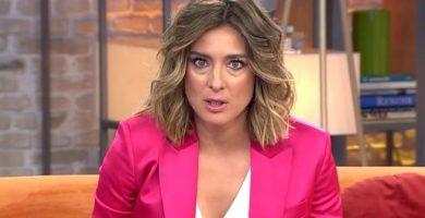 """Sandra Barneda lanza un mensaje de apoyo a Emma García: """"Tu programa te espera"""""""