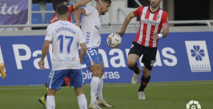 El Logroñés sentencia a Fran Fernández (0-1)