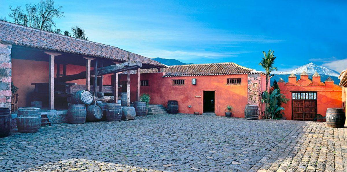 Bodegas Marba, de la denominación de origen Tacoronte-Acentejo. DA