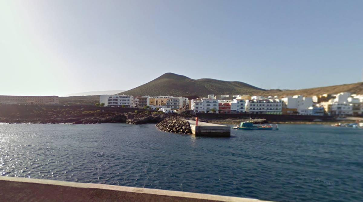 Puerto de La Restinga. Google Maps