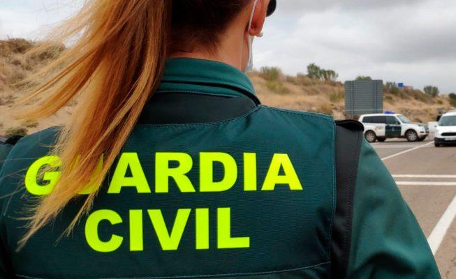 Piden cárcel para una agente de la Guardia Civil: se quejó de que un mando olía mal