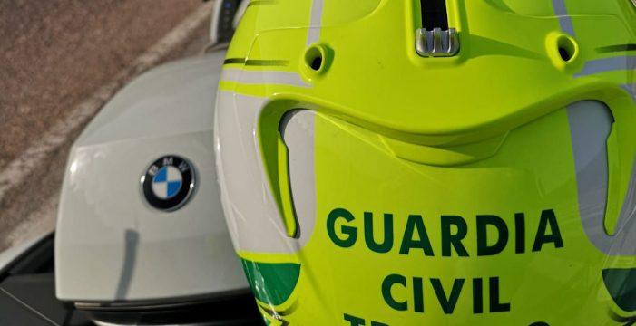 La Guardia Civil investiga a un hombre por conducir sin puntos