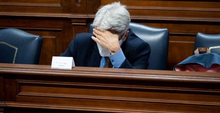 """Julio Pérez: """"¿Qué quiere, que traigamos aquí al señor Ábalos y le cortemos un dedo para que lo vean ustedes?"""""""