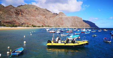 En busca del rastro de los microplásticos en los fondos marinos de Canarias