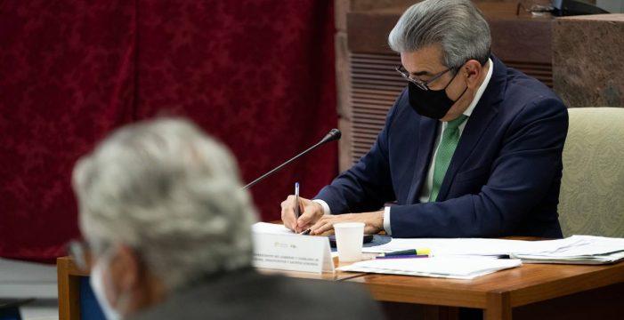 Rodríguez tiende la mano y CC descarta una enmienda total