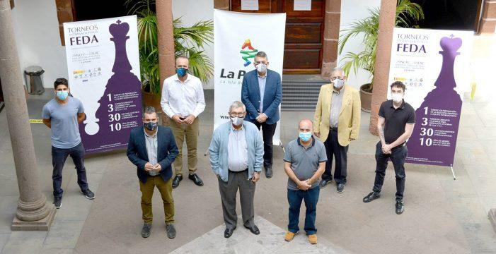 La Palma acogerá la competición de ajedrez más importante del año