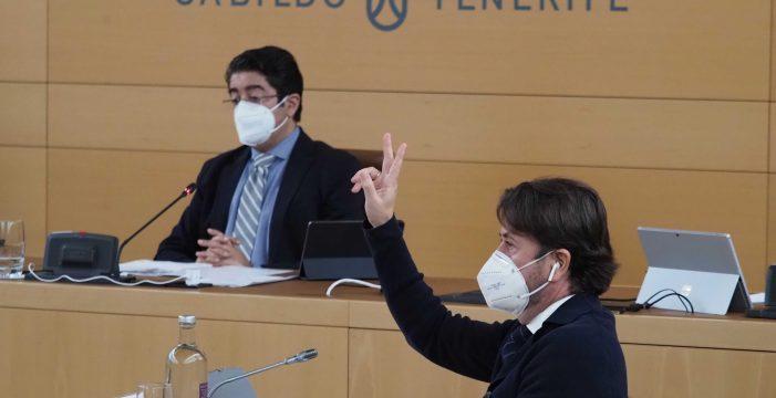 Alonso (CC) retira su moción sobre la Vía Exterior para evitar la 'derrota'