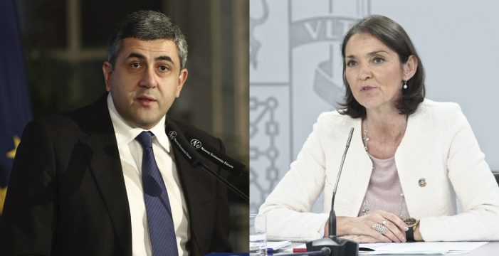 La cumbre del G-20 en La Palma contará con la ministra y el líder de la OMT