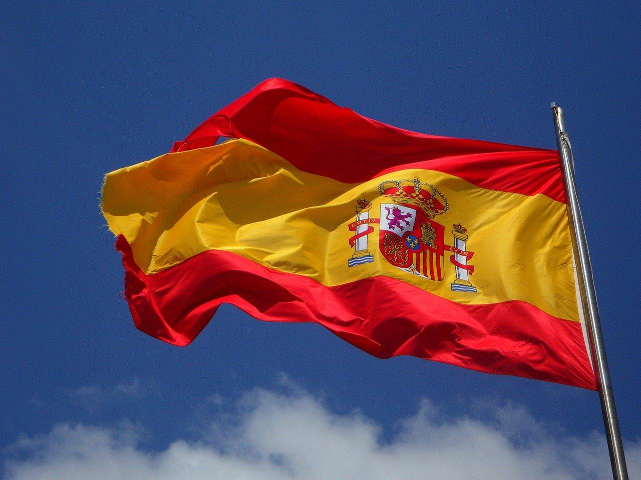 Bandera española. Pixabay