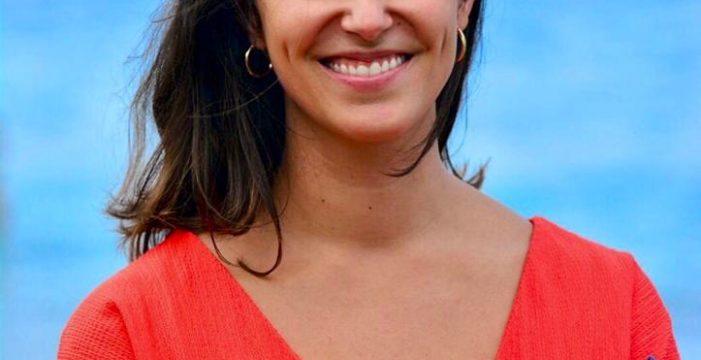Entrevista a Virginia Cáceres sobre el Fotosub de Las Palmas de Gran Canaria