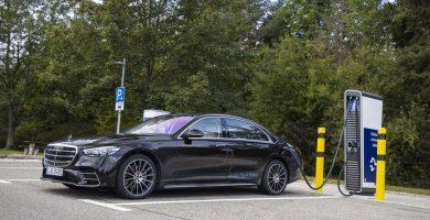 El nuevo Mercedes Benz Clase S híbrido enchufable: una experiencia de conducción eléctrica aún más intensa